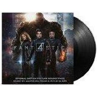 Original Soundtrack - Fantastic Four (Gatefold sleeve) [180 gm 2LP black vinyl]